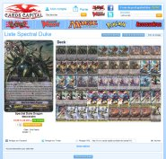 Nouveau : Créer votre liste Cardfight Vanguard